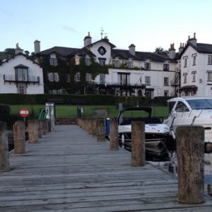 Low Wood Bay Windermere Cumbria